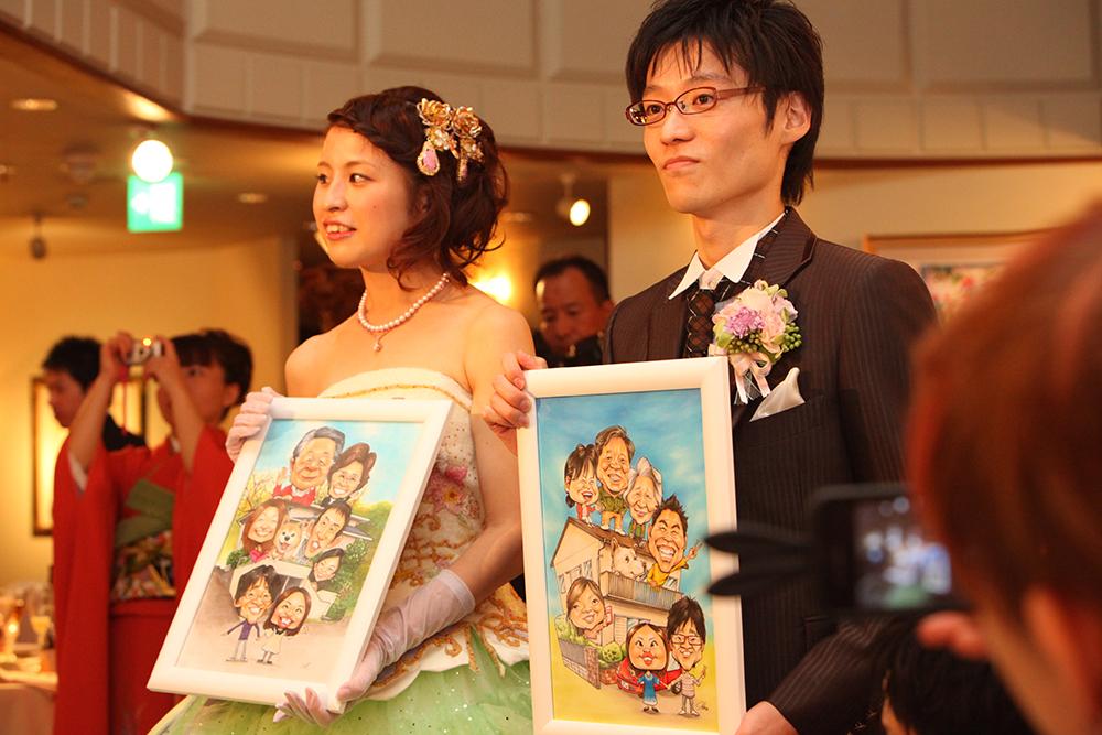 結婚準備のカテゴリー「演出・ウェルカムボード」記事イメージ