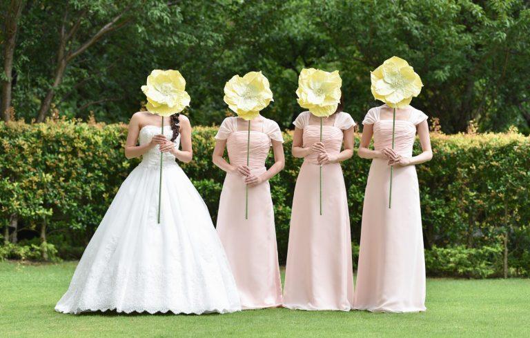 結婚式場のリサーチイメージ